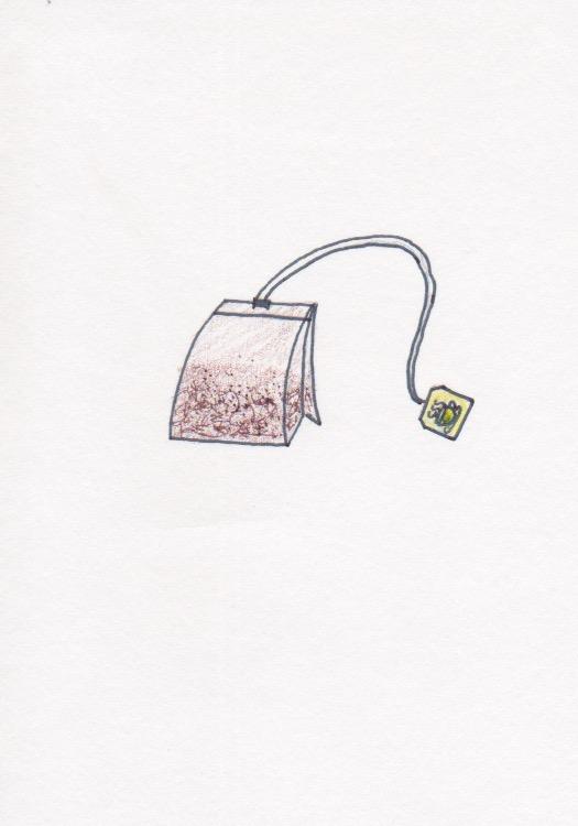 teabag illustration
